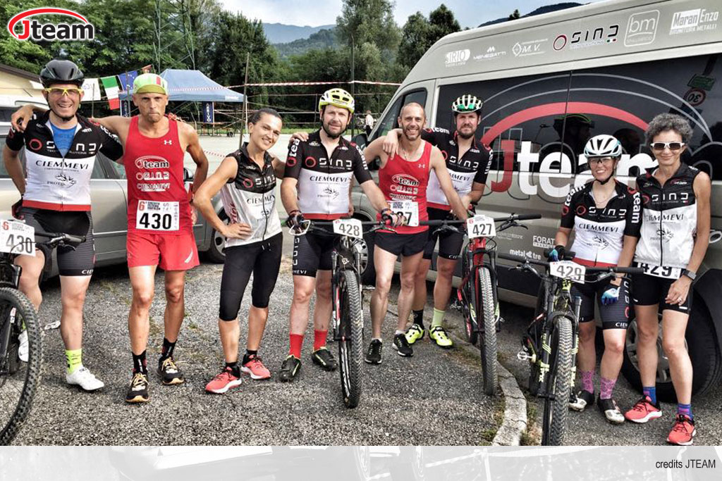 Scatta il Giro del Veneto 2018, Jteam c'è
