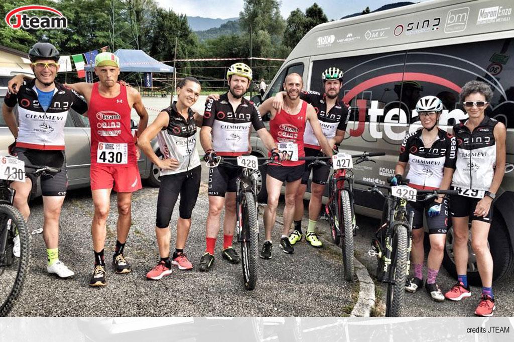 Jteam è un'associazione sportiva dilettantistica, riconosciuta dal CONI e dalla Regione del Veneto, operante nel settore delle competizioni ciclistiche, in particolare nelle gare di mountain bilke, ciclocross, duathlon e downhill.