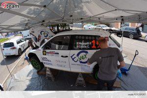 Rally Mille Miglia 2019 - Paolo Menegatti