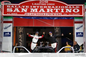 Rally San Martino di Castrozza 2019 - Gianmarco Lovisetto