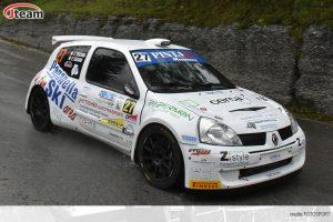 Dolomiti Rally 2020 - Enrico Tessaro