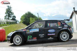 Rally Bellunese 2021 - Adriano Lovisetto
