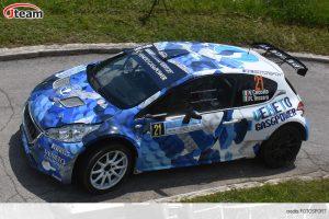 Rally Bellunese 2021 - Vittorio Ceccato